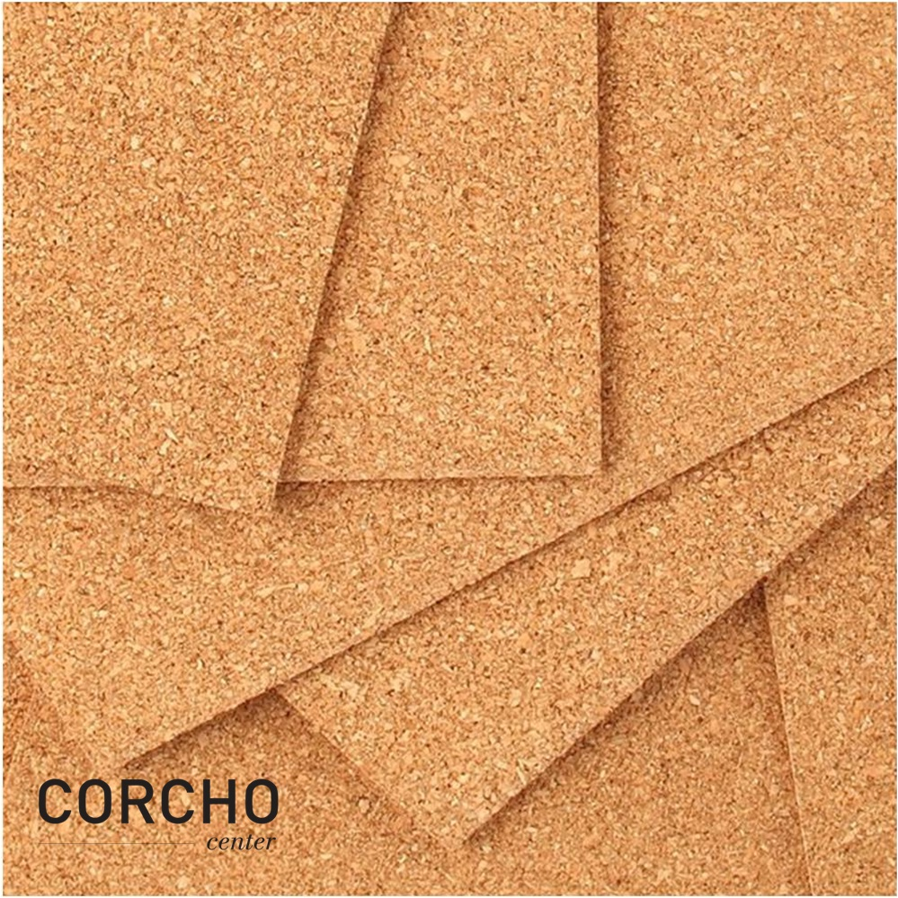 Corcho affordable corcho natural en planchas with corcho - Pared de corcho ...